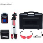 Нивелиры Лазерный нивелир ADA Cube 360 Ultimate Edition прокат, аренда Москва