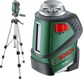 Нивелиры Лазерный нивелир Bosch PLL 360 SET (0.603.663.001) прокат, аренда Москва