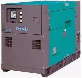 Генератор Дизельный генератор DENYO DCA-75 - 50 кВт прокат, аренда Москва
