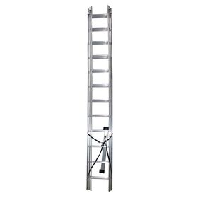 Лестницы, и стремянки Лестница трехсекционная DOGRULAR 411312, 3x12 прокат, аренда Москва