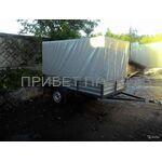 Прицепы Прицеп Laker Heavy Duty 400 прокат, аренда Москва