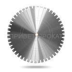 Расходные материалы Алмазный диск по железобетону 600Х25.4мм Messer прокат, аренда Москва